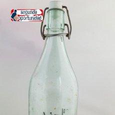 Coleccionismo Otros Botellas y Bebidas: ANTIGUA BOTELLA DE UN LITRO DE GASEOSA YRIS. Lote 113445455