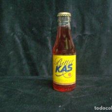Coleccionismo Otros Botellas y Bebidas: BITTER KAS LLENA . Lote 114107495
