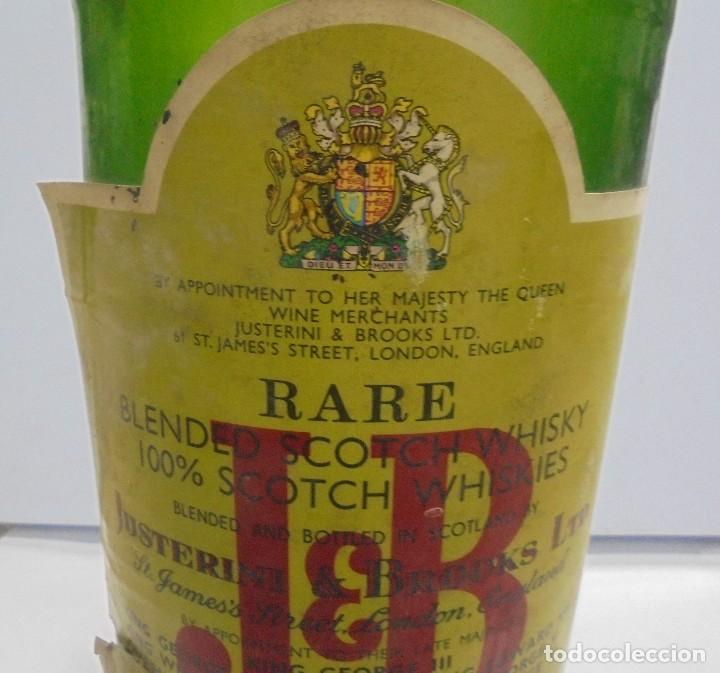 Coleccionismo Otros Botellas y Bebidas: Botella. Blended Scotch Whisky. J & B. 3 litros. Llena. Ver fotos - Foto 2 - 150970612