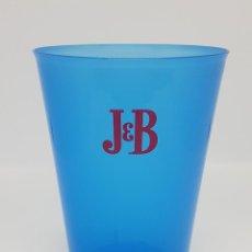 Coleccionismo Otros Botellas y Bebidas: VASO PLASTICO WHISKY J&B ESCOCES SCOTCH GLASS WHISKEY COLLECTABLES COLECCIONABLE. Lote 117939407