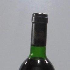Coleccionismo Otros Botellas y Bebidas: BOTELLA. VINO RIOJA. MONTECILLO GRAN RESERVA 1970. CERRADA. Lote 118888503