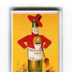 Coleccionismo Otros Botellas y Bebidas: IMAN ACRILICO NEVERA - TIO PEPE. Lote 120030575