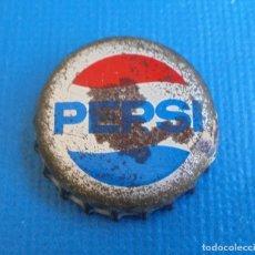Coleccionismo Otros Botellas y Bebidas: CHAPA PEPSI COLA / MITAD DE LOS 80 / . Lote 120204163