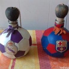 Coleccionismo Otros Botellas y Bebidas: BOTELLAS FUTBOL. Lote 120960784