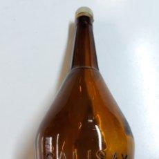 Coleccionismo Otros Botellas y Bebidas: ANTIGUA BOTELLA LICOR CALISAY. Lote 121376235
