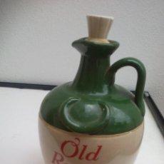 Coleccionismo Otros Botellas y Bebidas: CANECO O CERÁMICA, OLD RARITY SCOTCH WHISKY. BOTELLA O JARRA DE DINAMARCA. VACIA. JAR.. Lote 121378279
