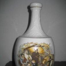 Coleccionismo Otros Botellas y Bebidas: CANECO DECANTER BOTELLA CERAMICA WHISKY CHARLES MACKINLAY. Lote 121663143