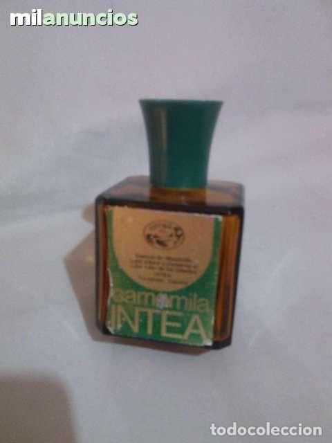 BOTELLITA DE CRISTAL ESENCIA (Coleccionismo - Otras Botellas y Bebidas )