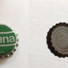 Coleccionismo Otros Botellas y Bebidas: LOTE DE 20 TAPONES DE CORONA DE REFRESCO DIANA DE ESPAÑA - TAPONES SIN USAR. Lote 125823103
