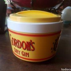 Coleccionismo Otros Botellas y Bebidas: CUBITERA GORDON'S DRY GIN. Lote 125968002