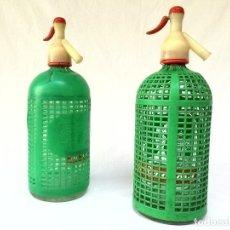 Coleccionismo Otros Botellas y Bebidas: SIFÓN LA REVOLTOSA. Lote 126469847