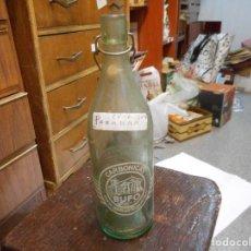 Coleccionismo Otros Botellas y Bebidas: BOTELLA GASEOSA BUFO. Lote 128924167