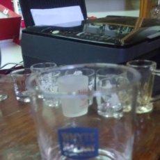 Coleccionismo Otros Botellas y Bebidas: VASO DE WHYTE AND MACKAY, SCOTCH WHISKY. Lote 128988020