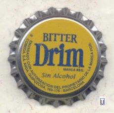 Coleccionismo Otros Botellas y Bebidas: CHAPA DRIM BITTER BARCELONA XAPA KRONKORKEN TAPPI BOTTLE CAP CAPSULE. Lote 129678355