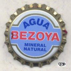 Coleccionismo Otros Botellas y Bebidas: CHAPA AGUA BEZOYA NATURAL XAPA KRONKORKEN TAPPI BOTTLE CAP CAPSUL. Lote 129682787