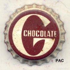Coleccionismo Otros Botellas y Bebidas: CHAPA BATIDO GURELESA CHOCOLATE XAPA KRONKORKEN TAPPI BOTTLE CAP CAPSULE. Lote 129684699