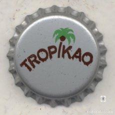 Coleccionismo Otros Botellas y Bebidas: CHAPA BATIDO TROPIKAO XAPA KRONKORKEN TAPPI BOTTLE CAP CAPSULE. Lote 129684819