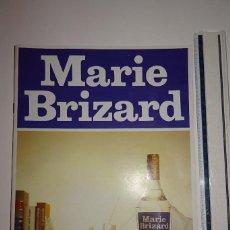 Coleccionismo Otros Botellas y Bebidas: REVISTA CATALOGO 1971 MARIE BRIZARD 30 PAGINAS. Lote 130093631