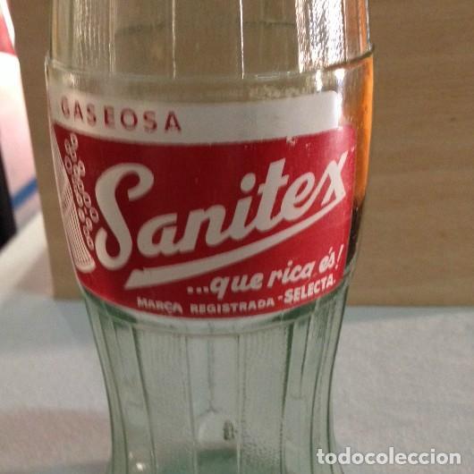 ANTIGUA BOTELLA SANITEX (Coleccionismo - Otras Botellas y Bebidas )
