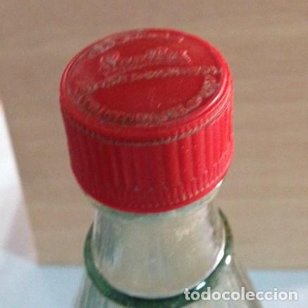 Coleccionismo Otros Botellas y Bebidas: Antigua botella Sanitex - Foto 3 - 130189427