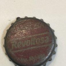 Coleccionismo Otros Botellas y Bebidas: CHAPA TAPON CORONA GASEOSAS REVOLTOSA KRONKORKEN CROWN CAPS TAPPI. Lote 130881928