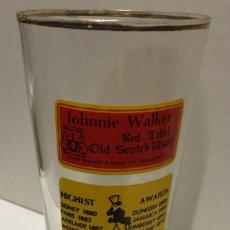 Coleccionismo Otros Botellas y Bebidas: VASO DE WHISKY JOHNNIE WALKER. . Lote 132104010