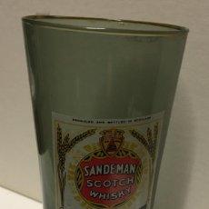 Coleccionismo Otros Botellas y Bebidas: VASO DE WHISKY SANDEMAN SCOTCH WHISKY. Lote 132104282