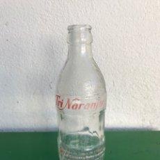 Coleccionismo Otros Botellas y Bebidas: BOTELLA TRINARANJUS. Lote 132922314