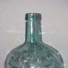 Coleccionismo Otros Botellas y Bebidas: ANTIGUA GARRAFA DAMAJUANA LETRAS EN RELIEVE FOURNIER LA GARRIGA DE 8 LITROS BARCELONA. Lote 134721246