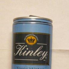 Coleccionismo Otros Botellas y Bebidas: 1 LATA DE KINLEY TONIC WATER ALEMANA 0,15 L AÑO 2011 . Lote 134844910