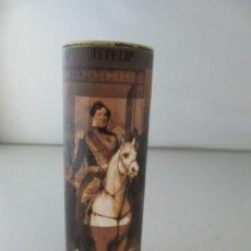 Coleccionismo Otros Botellas y Bebidas: BOTELLITA DE BRANDY LUIS FELIPE. VACÍA.. Lote 135116014
