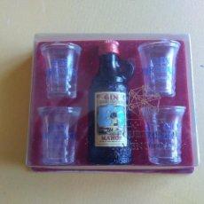 Coleccionismo Otros Botellas y Bebidas: GIN XORIGUE. Lote 135467658