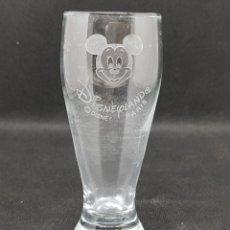 Coleccionismo Otros Botellas y Bebidas: PEQUEÑO VASO PARA NIÑO DISNEYLAND PARIS - CAR111. Lote 136088502