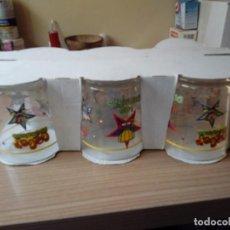 Coleccionismo Otros Botellas y Bebidas: LOTE DE 6 VASOS DE COCA.COLA DE GOGOS FUTBOLEROS EDICION LIMITADA PRINCIPIOS DE LA DECADA DEL 2000. Lote 136143370