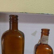 Coleccionismo Otros Botellas y Bebidas: ANTIGUAS BOTELLAS CEREGUMIL. Lote 136853934