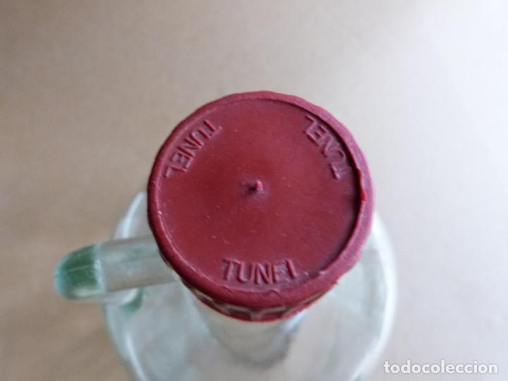 Coleccionismo Otros Botellas y Bebidas: Garrafa botella de cristal Hierbas Tunel con tapon - 3 Litros - Foto 2 - 137950326