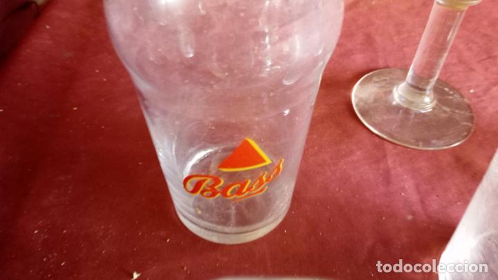 Coleccionismo Otros Botellas y Bebidas: 7 ANTIGUAS COPAS Y VASOS CON PUBLICIDAD DE BEBIDAS - Foto 3 - 137963270
