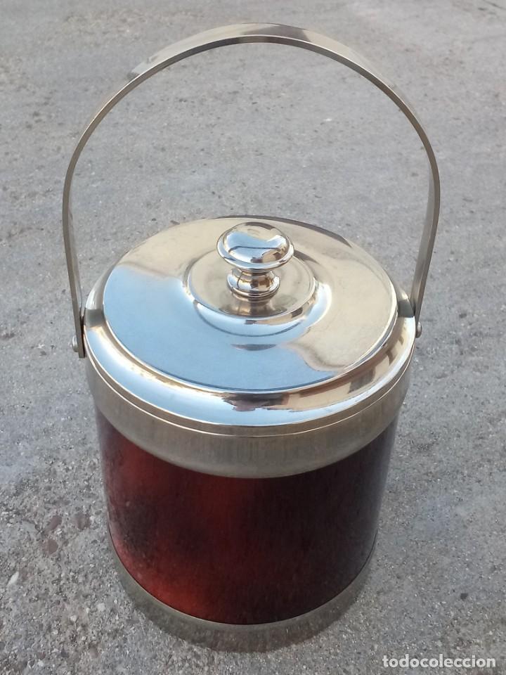 Coleccionismo Otros Botellas y Bebidas: Cubitera Estilo Años 50 - Foto 2 - 138846246