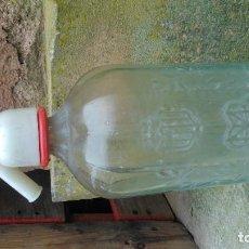 Coleccionismo Otros Botellas y Bebidas: SIFÓN CRISTAL GRABADO BLANDINIÈRES EN MUY BUEN ESTADO POR 18 EUROS. Lote 139543858