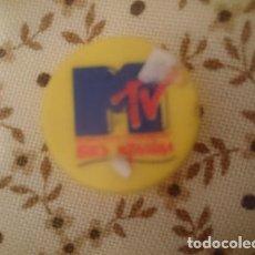 Coleccionismo Otros Botellas y Bebidas: TAPON DE BOTELLA PEPSI DE RUSIA -ESPECIAL MTV - AÑO 2001 -REFM3E1CACOL. Lote 139699038