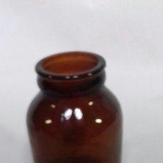 Coleccionismo Otros Botellas y Bebidas: ANTIGUA BOTELLA DE LECHE CONDENSADA SIN ETIQUETA. Lote 139747034