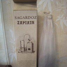 Coleccionismo Otros Botellas y Bebidas: SAGARDOZ ZAPIRAIN ERREKALDE ETXEA ASTIGARRAGA (SIDRA) EDICION ESPECIAL . Lote 140692638