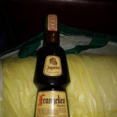 Coleccionismo Otros Botellas y Bebidas: FRANGELICO, 375ML. Lote 140733381