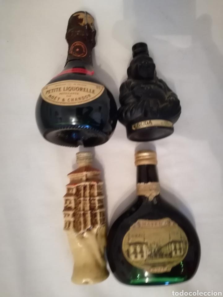 LOTE BOTELLAS LICOR COLECCIÓN. (Coleccionismo - Otras Botellas y Bebidas )