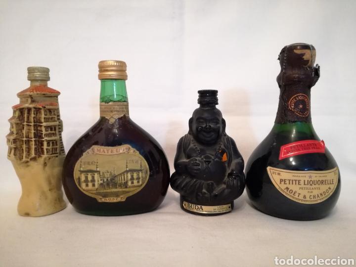 Coleccionismo Otros Botellas y Bebidas: Lote Botellas Licor Colección. - Foto 2 - 140931621