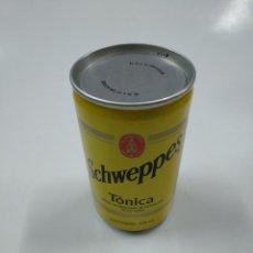 Coleccionismo Otros Botellas y Bebidas: LATA DE REFRESCO SCHWEPPES TONICA. SIN CONTENIDO. CAR130. Lote 141340854