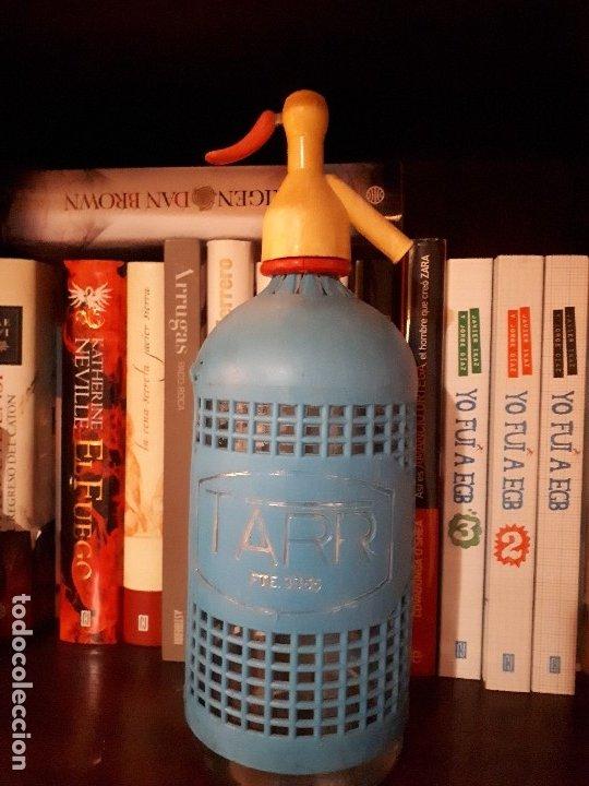Coleccionismo Otros Botellas y Bebidas: Colección 11 Botellas Gaseosa y 1 Sifón. Revoltosa, El Cid, Escutia, Montesol. Monteagudo. - Foto 28 - 141561338