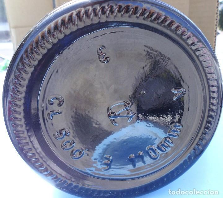Coleccionismo Otros Botellas y Bebidas: 3 BOTELLAS DE VINO DE CRISTAL 5 LITROS VACÍAS DE PROMOCIÓN SIN ABRIR MIRA LAS FOTOS - Foto 9 - 142305434