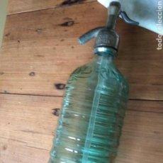 Coleccionismo Otros Botellas y Bebidas: SIFON SODA LOURDES 1949. Lote 142333546
