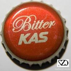 Coleccionismo Otros Botellas y Bebidas: TAPÓN CORONA - CHAPA - ESPAÑA - REFRESCO - KAS BITTER. Lote 142765378